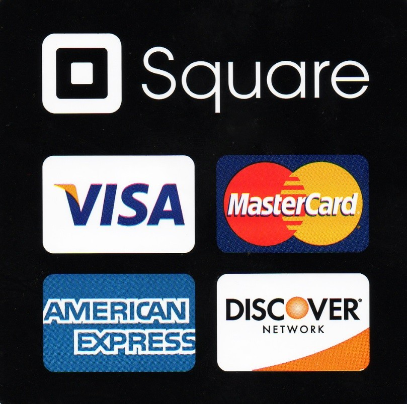 Payments Accepted By Square